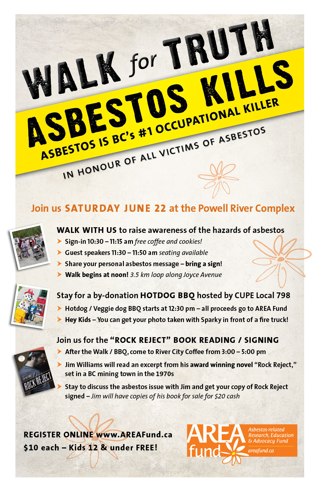 Walk for Truth – Asbestos Kills | Partnership for Work